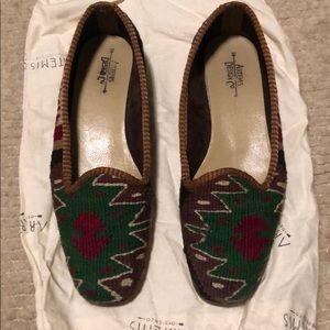 Artemis Kilim Shoe
